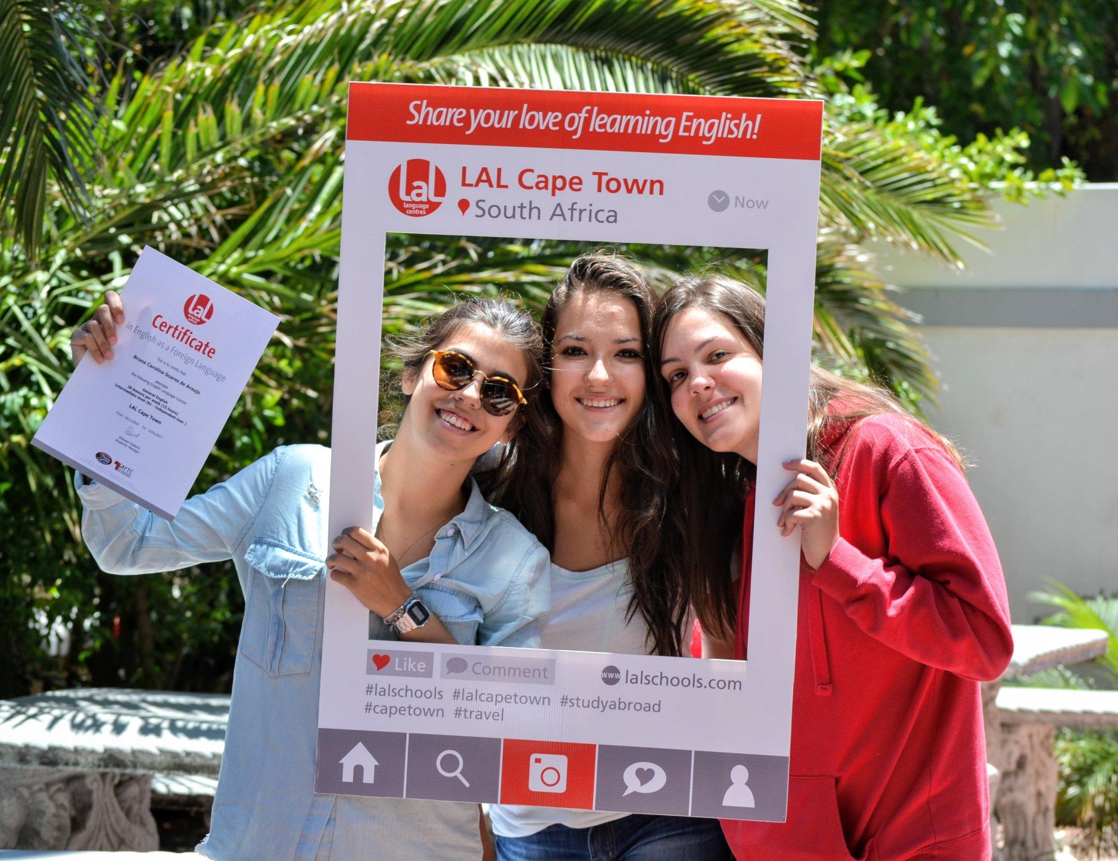 Intercâmbio na África do Sul - LAL Cidade do Cabo - EdukBrasil