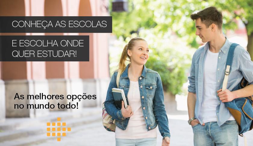 intercâmbio, agência de intercâmbio, estudar fora do Brasil