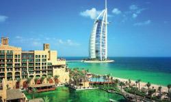 Intercâmbio nos Emirados Árabes