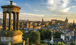 Intercâmbio na Escócia